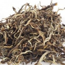 White Cui Min Qingshan Organic